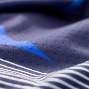 Eschler Eyelet Mesh Sublimation Fabric