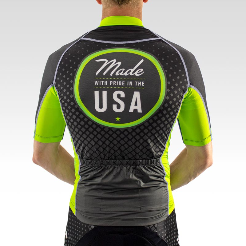 OTW Cycling Jersey - Back