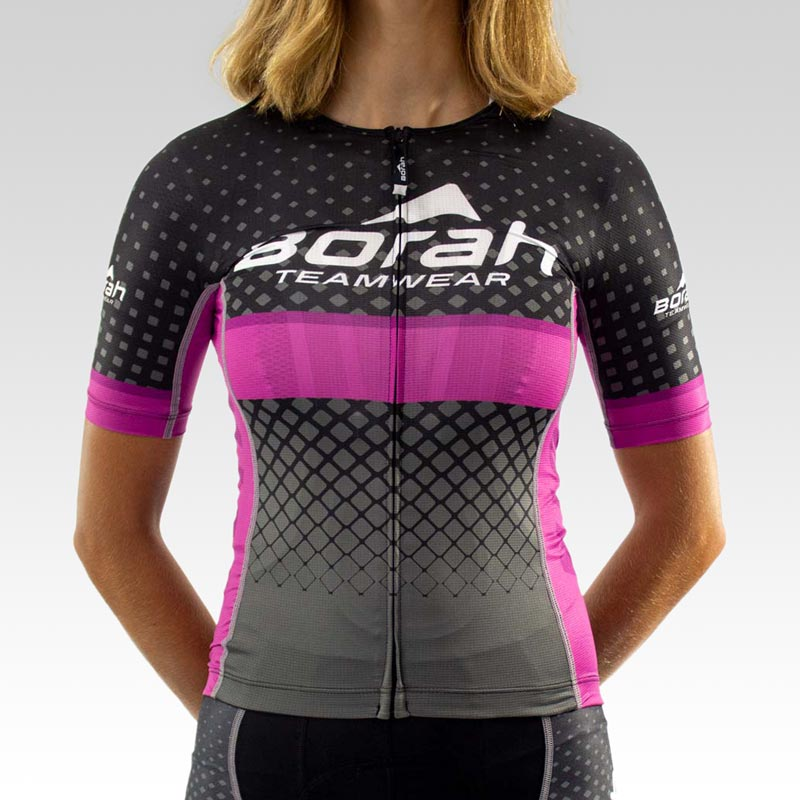 Women's OTW Cycling Jersey - Front