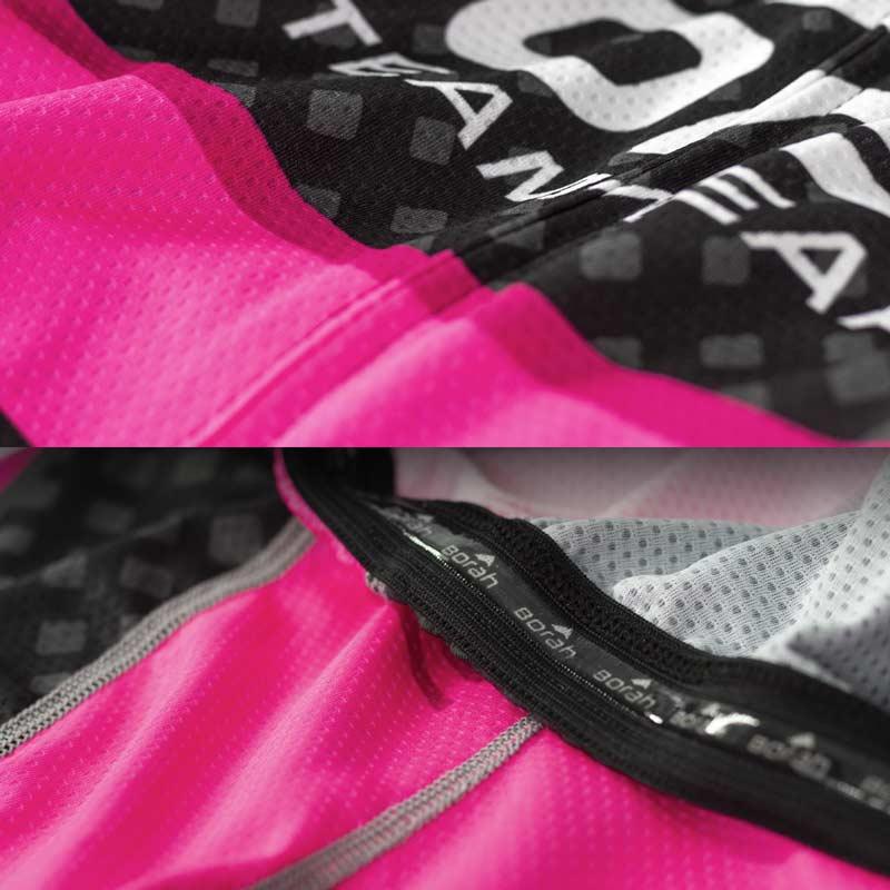 Women's Pro Cycling Jersey - Detail