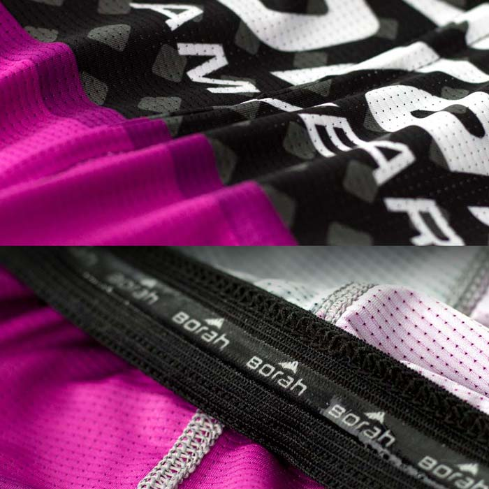 Women's OTW Tour Cycling Jersey - Detail