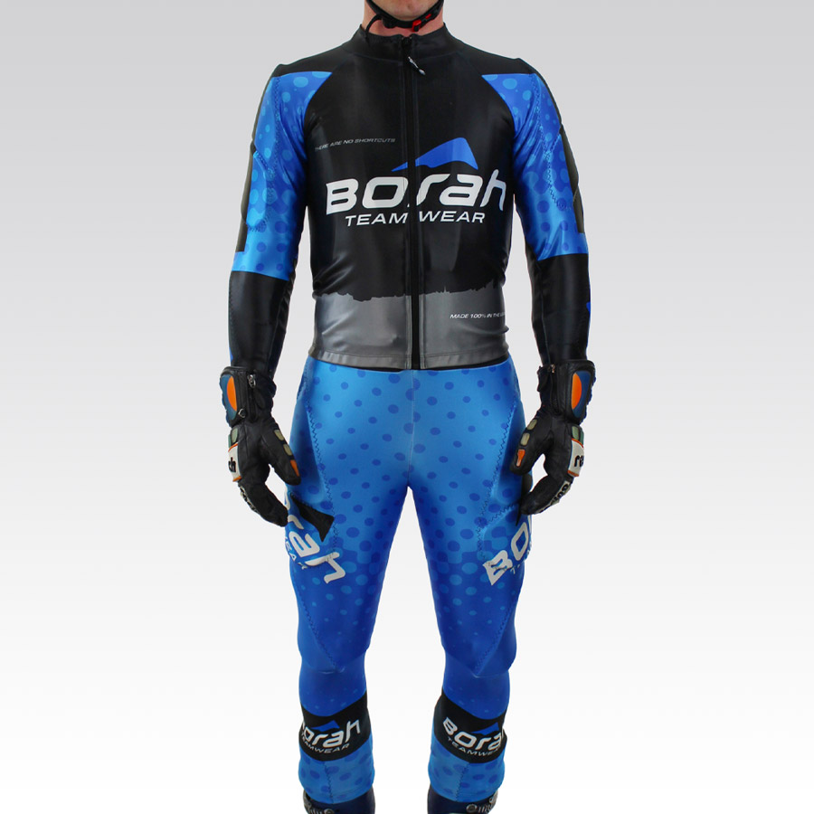 2-Piece Padded Pro Alpine Suit Gallery1