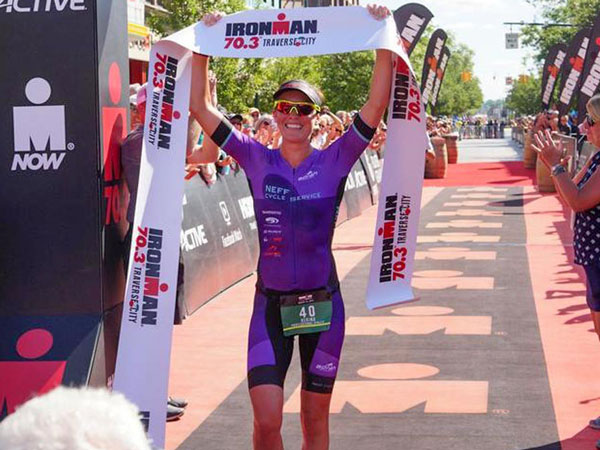 Borah Athlete Jackie Hering