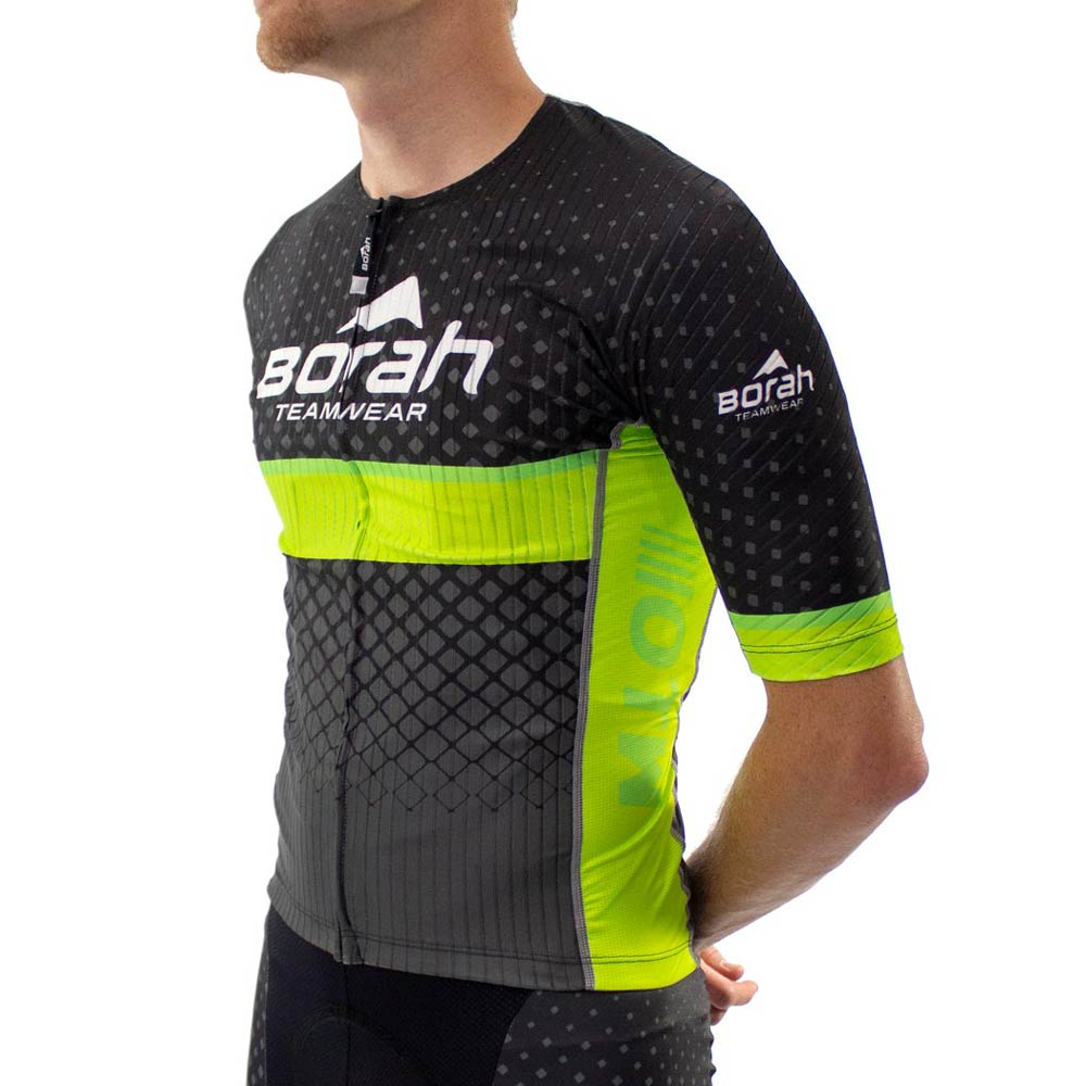 Custom OTW Spark Cycling Jersey