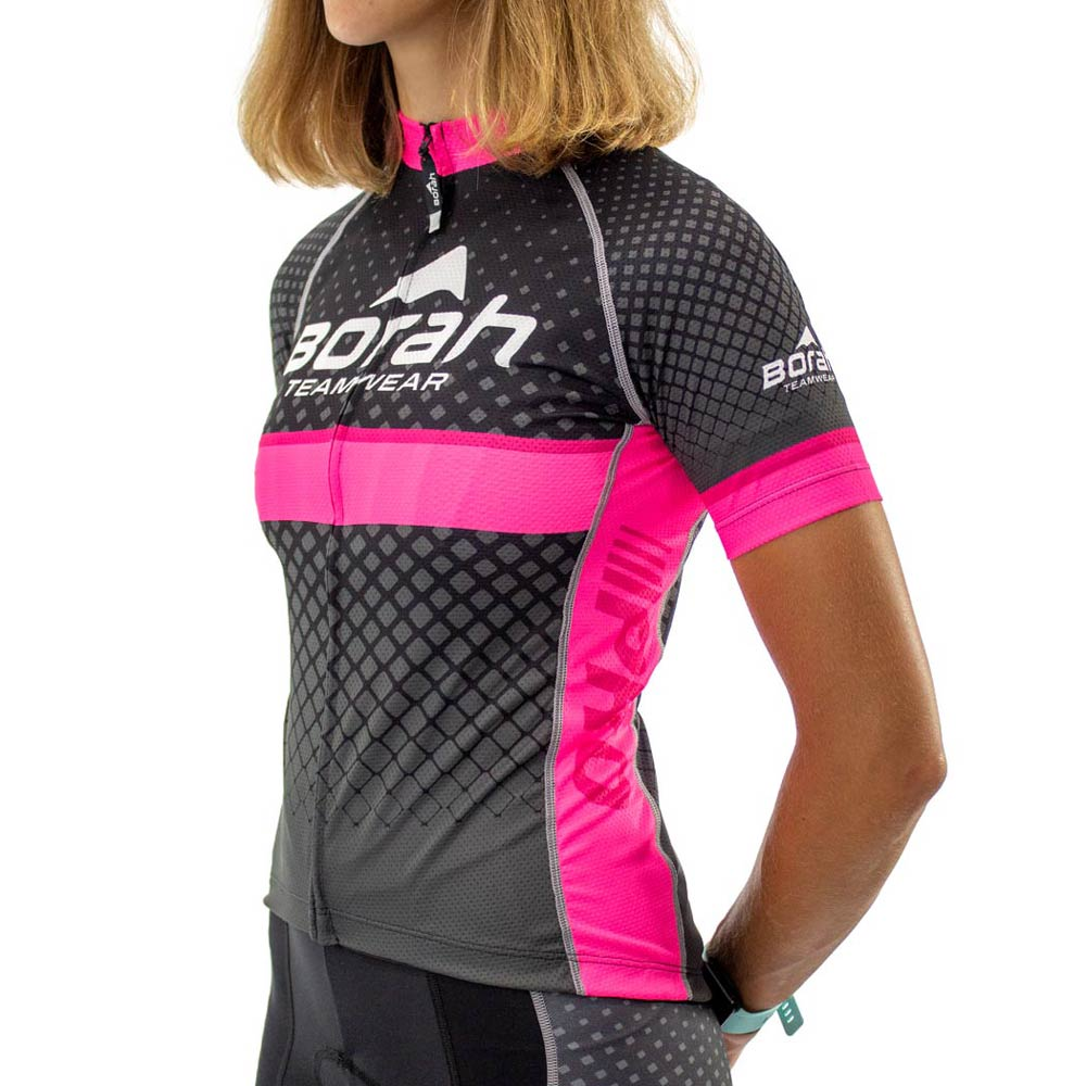 Custom Women's Pro Cycling Jersey