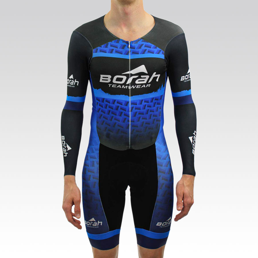 OTW Long Sleeve Cycling Skin Suit Gallery1