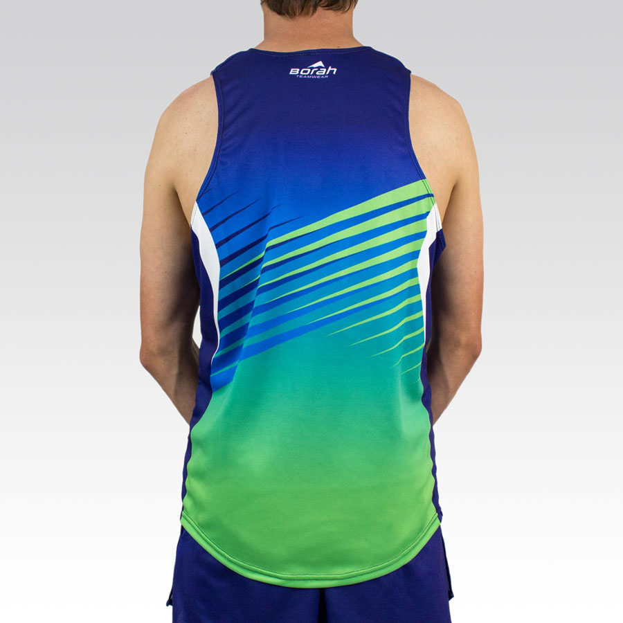 Team Running Singlet Gallery3