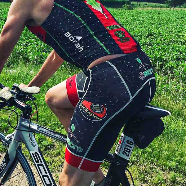 Custom Triathlon Shorts