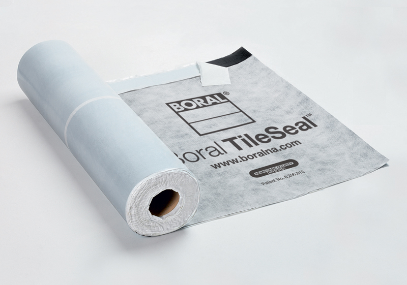 ¾ Citadel Boral TileSeal 50HT Boral TileSealHT StormSentry or GatorSeal self-adhered to. Boral Tileseal Ht Boral Roofing