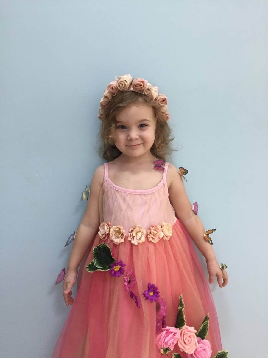 Айдова Дарья 3 года