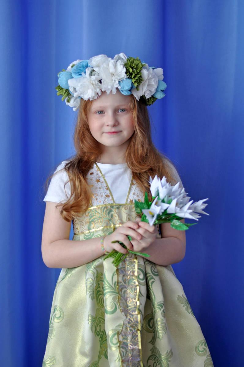Корякина Александра 6 лет
