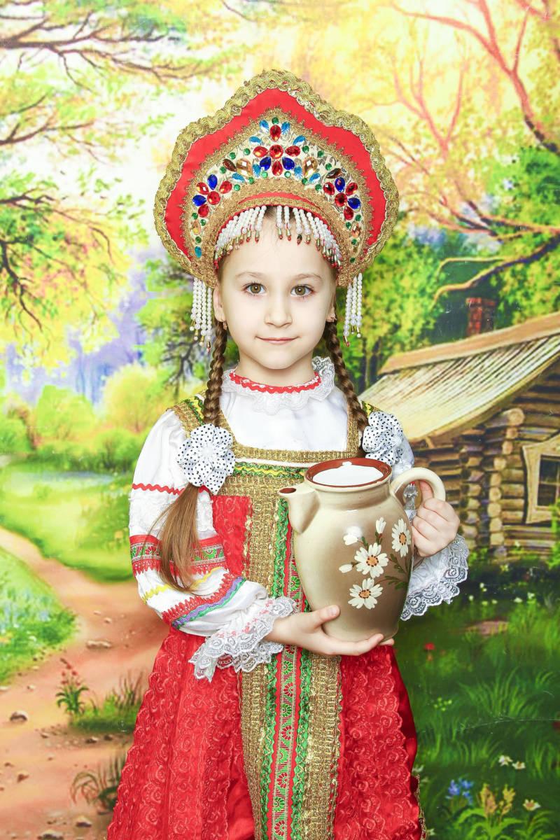 Панкратова Надежда 6 лет