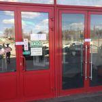 По требованию прокуратуры закрыты еще два торговых центра и одно кафе