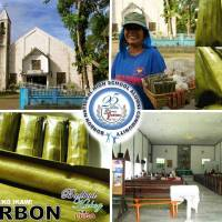 CONVERSION OF ST. PAUL PARISH CHURCH & THE FAMOUS BUDBUD KABOG