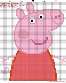 peppa pig 60x68
