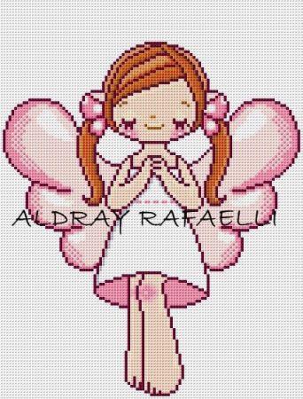 boneca menina anjinha