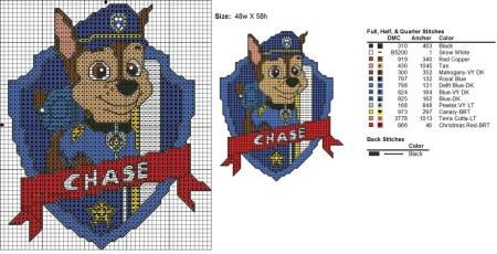 escudo Chase