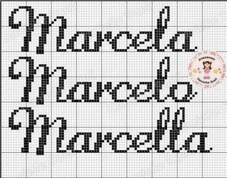 Marcela Marcelo Marcella
