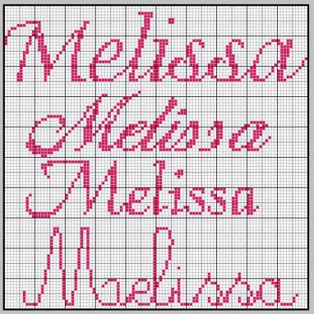 Melissa 1