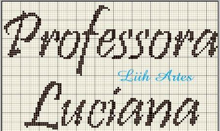 Professora Luciana