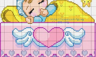 Coleção de Gráficos para Bebê 04