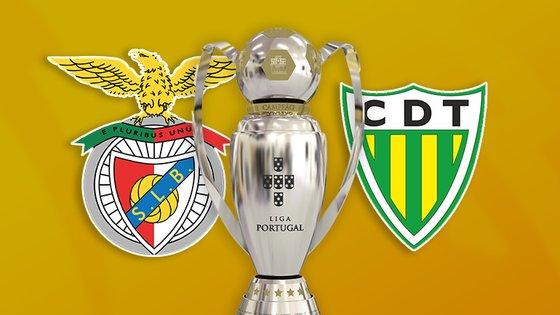 Benfica tondela