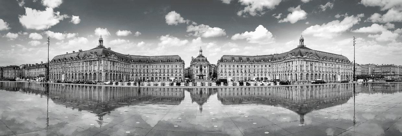 Miroir d'eau Bordeaux Business
