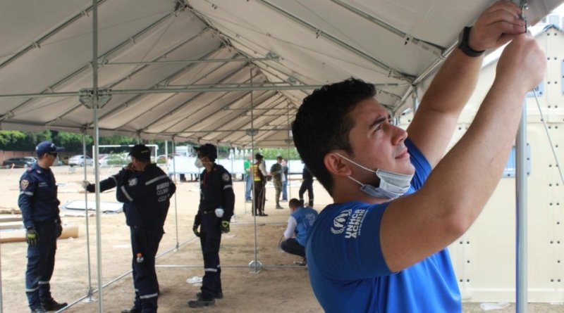Refugees and migrants from Venezuela during COVID-19 crisis: as needs soar more inclusive measures and aid are essential