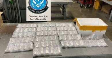 In One Night Louisville US CBP Intercepted $57 Million in Designer Watches