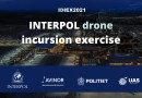 INTERPOL carries out full-scale drone countermeasure exercise
