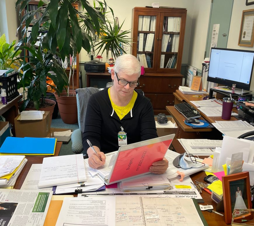 Kim Smith - Columbus County Health Department