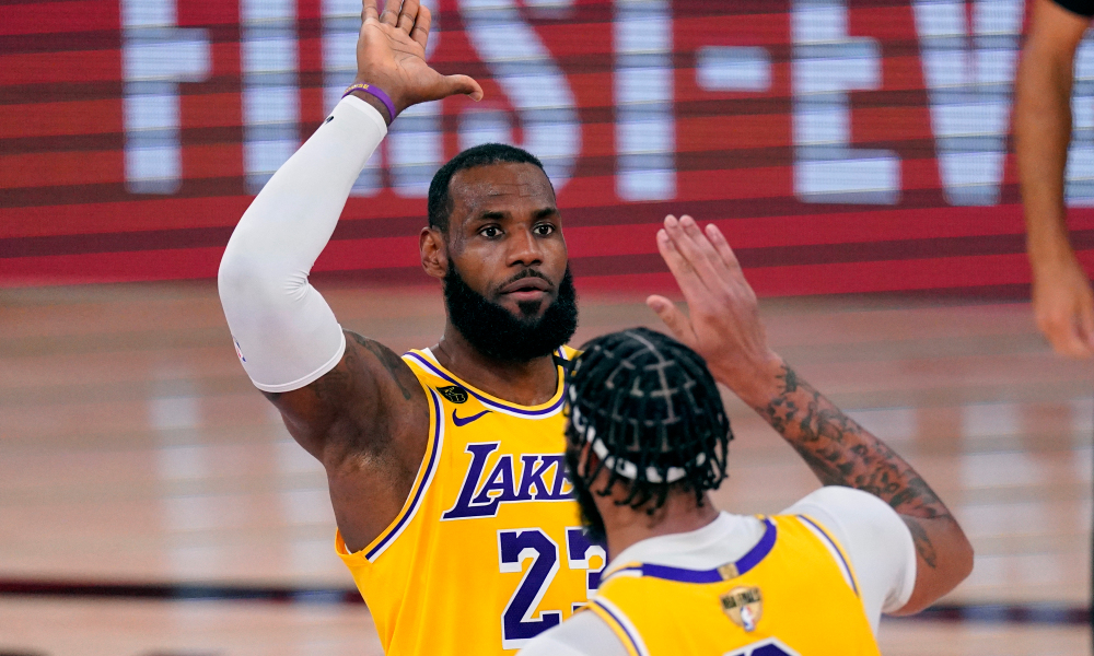 Lakers Gear Up For Big Title Run