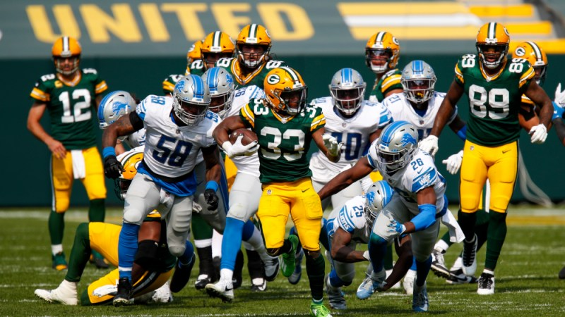 Packers Can Clinch Division Title On Sunday