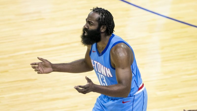 Winners & Losers Of The James Harden Trade