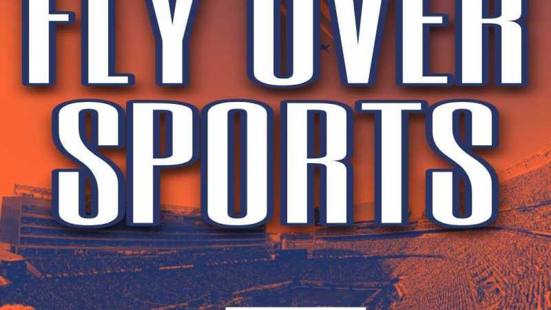 Fly Over Sports Podcast: Episode 8
