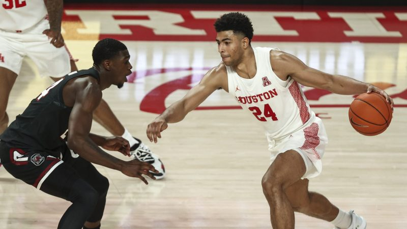 Houston Is The Third-Best Team In The Country