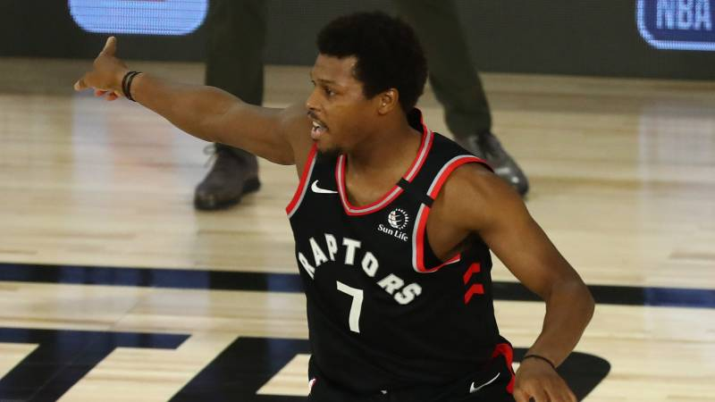 Three Potential Landing Spots For Kyle Lowry