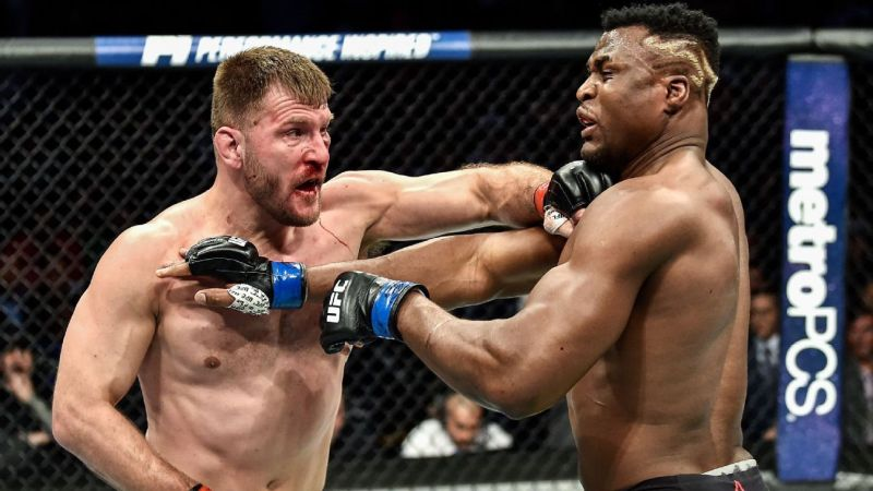 UFC 260: Main Card Breakdown And Predictions