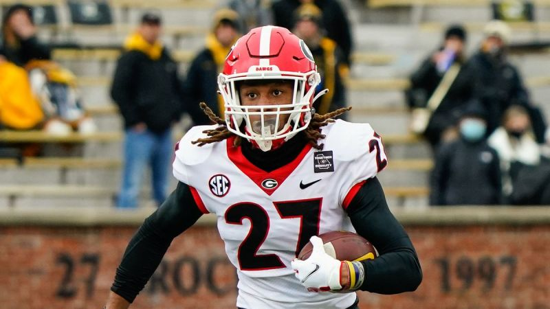 Initial Thoughts On The Packers First Round Draft Pick Eric Stokes
