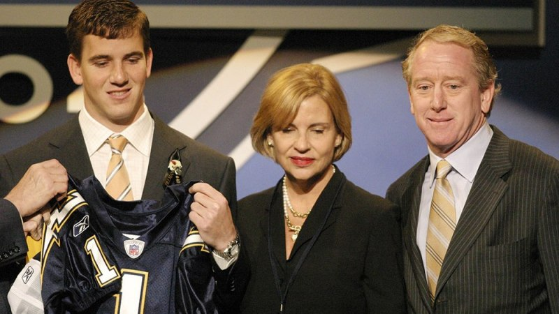 Would Eli Manning Have Said Yes To The 'Los Angeles' Chargers?