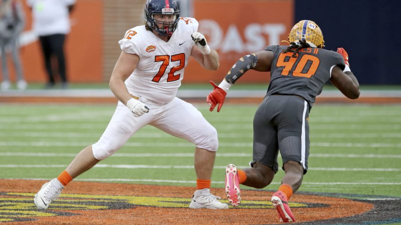 Royce Newman: Green Bay Packers Scouting Report