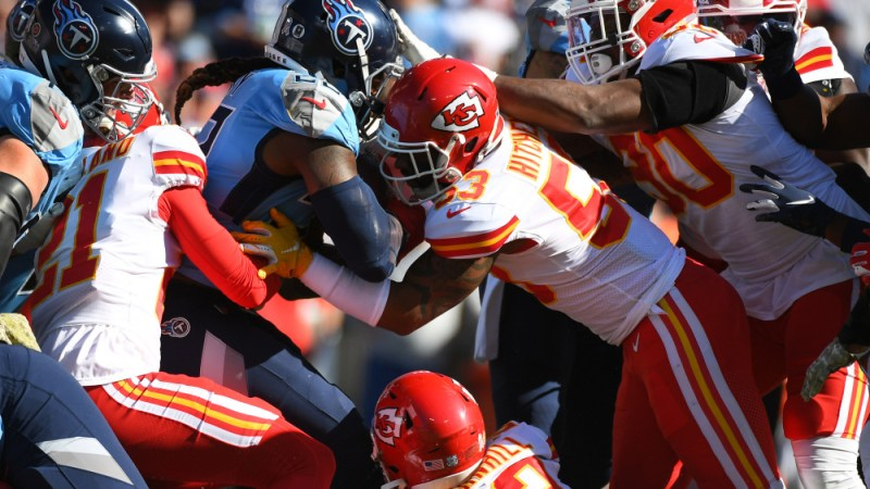 Kansas City Chiefs Versus Tennessee Titans: 10/24/21 Matchup Preview