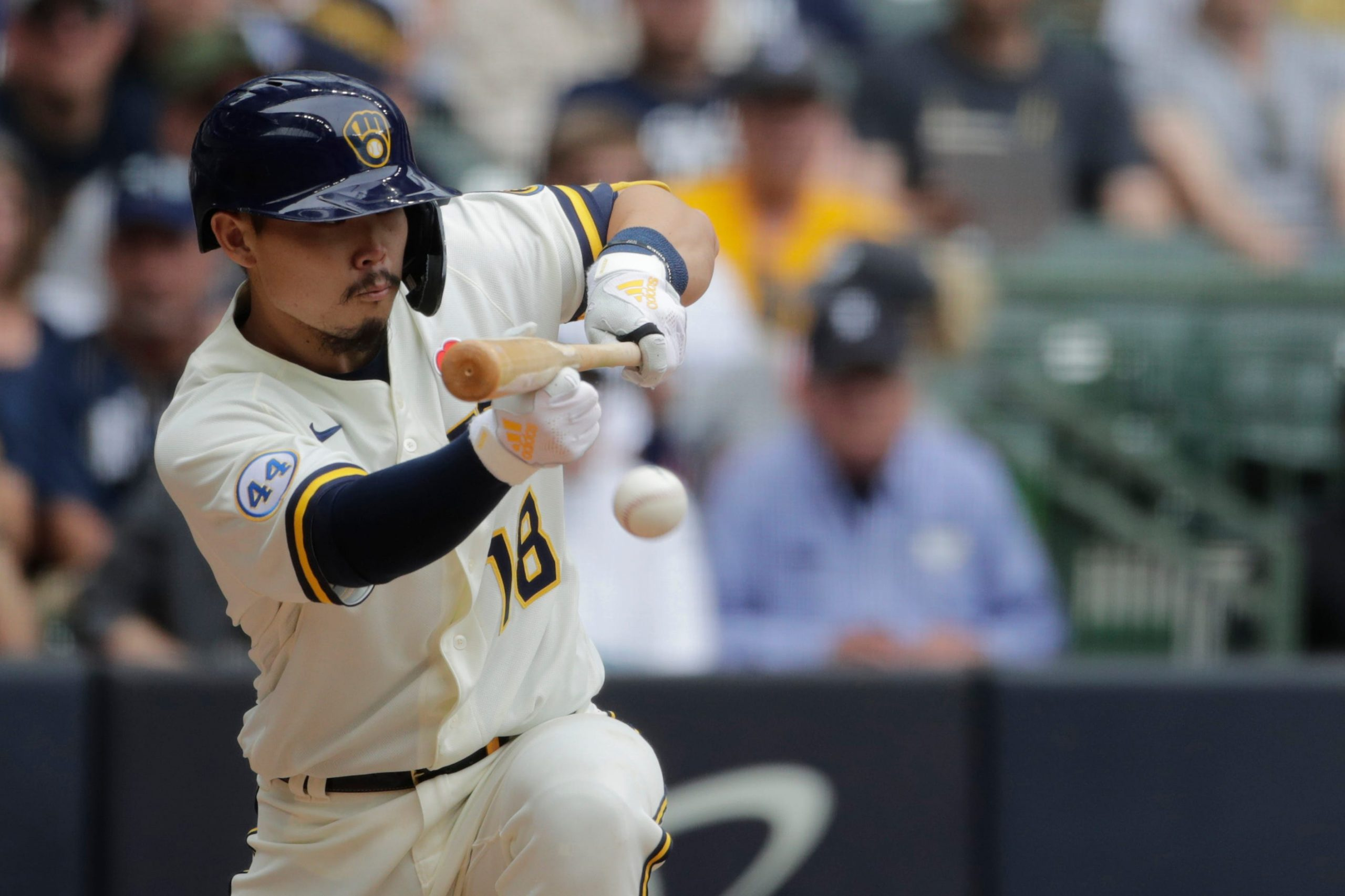 What's The Deal With Keston Hiura, And Does He Have A Future In Milwaukee?