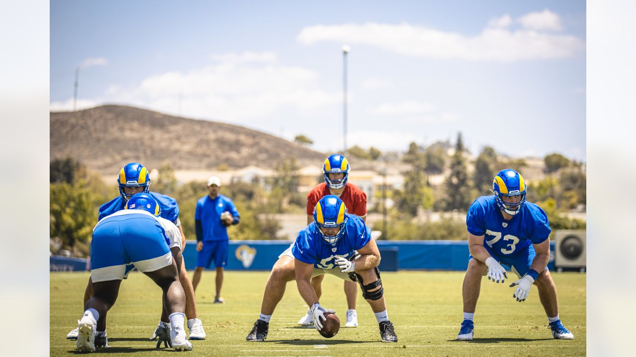 The Los Angeles Rams Practiced In Front Of Fans; How Was It?