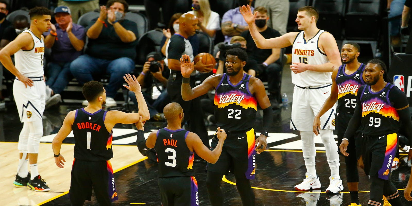 Why The Phoenix Suns Will Win The NBA Finals