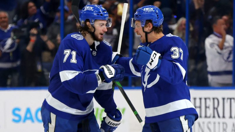 Why the Tampa Bay Lightning Will Repeat As Stanley Cup Champions