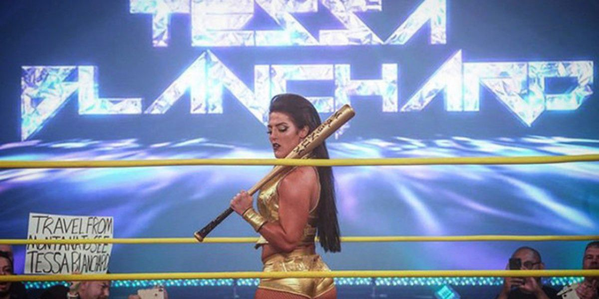 The Impact Timeline Battle Of Tessa Blanchard (Part One)