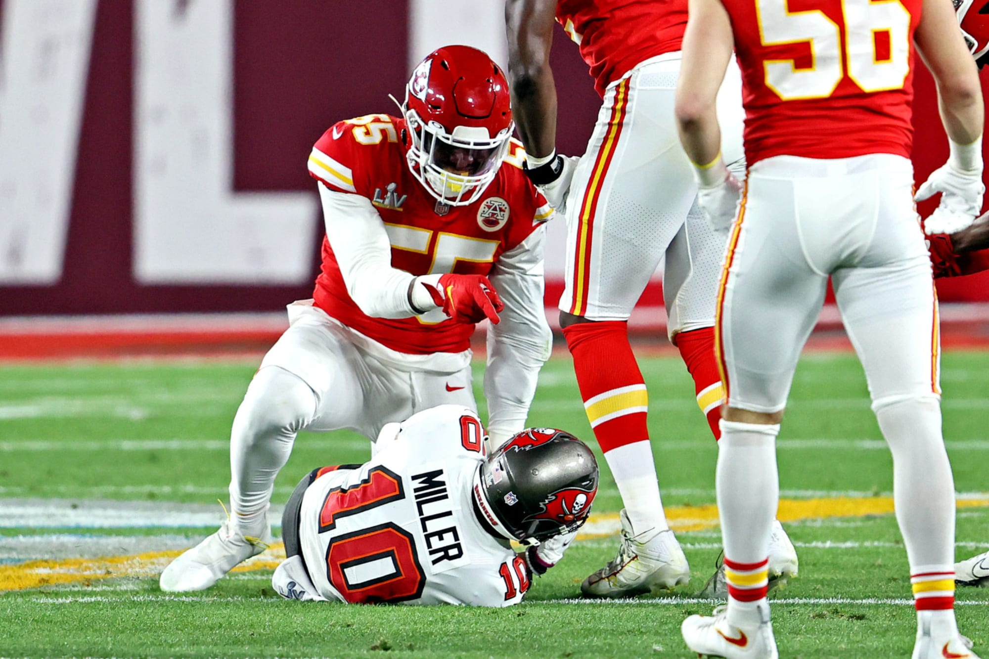 Chief Examiner: Surveying The Kansas City Chiefs Defensive Ends Before Training Camp