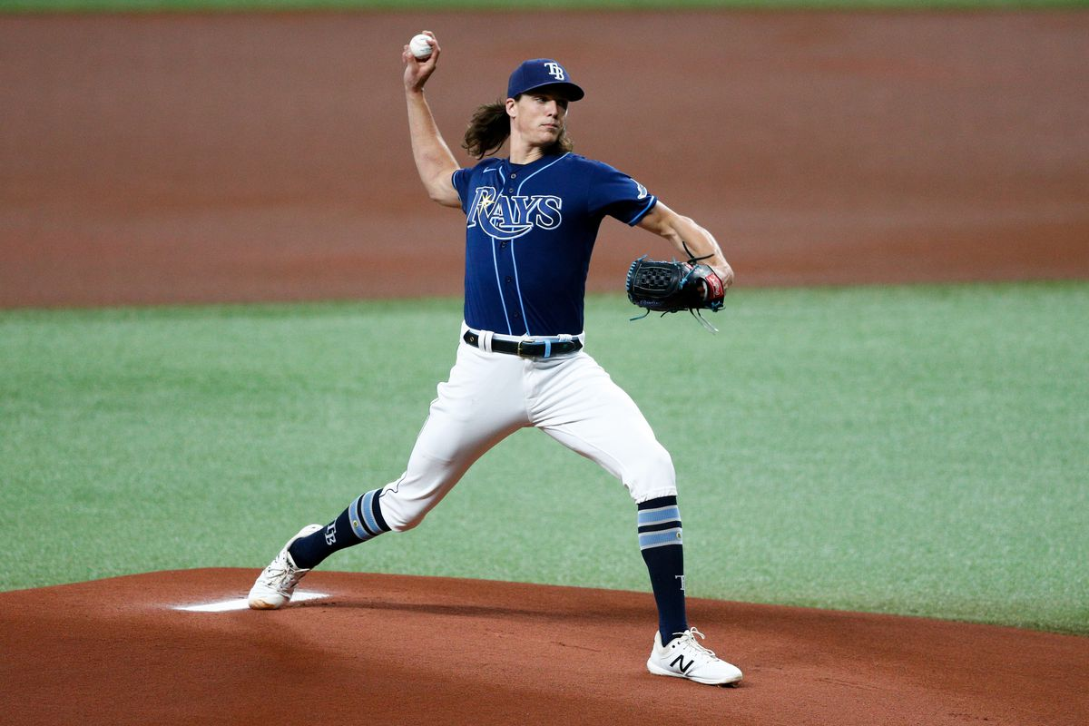 Should The Rays Trade Tyler Glasnow?