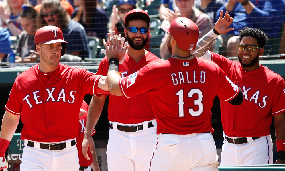 Brewers' Trade Target: Joey Gallo